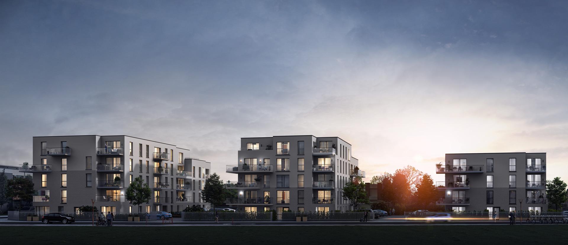 Axiome, appartement neuf à Mons en Baroeul